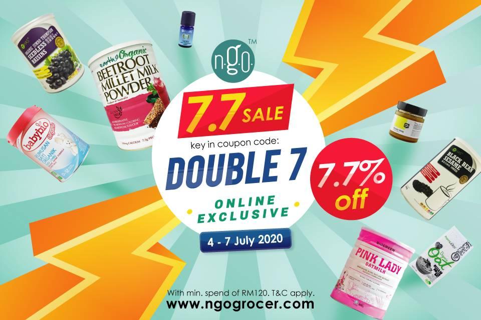Double 7 Sale