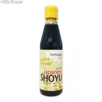 Earth Organic Shoyu (315ml/btl)