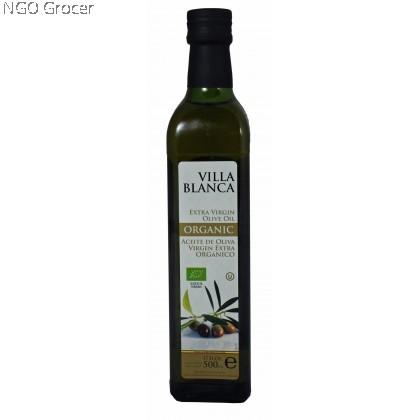 Villa Blanca Organic Extra Virgin Oil (500ml/btl)