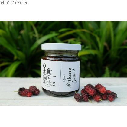 Tai's Kitchen Homemade Jam Mulberry (150ml/btl)