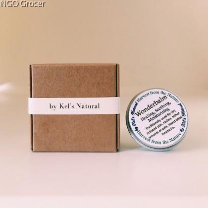 Kel's Natural Wonderbalm (15g/unit)