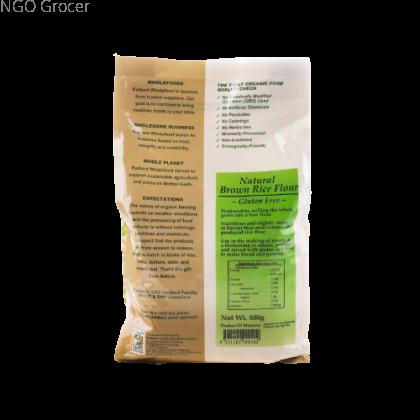 Radiant Brown Rice Flour Gluten Free 500g