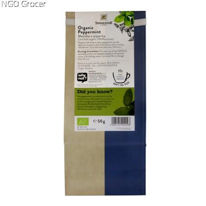 Sonnentor Peppermint Tea (50g/pack)
