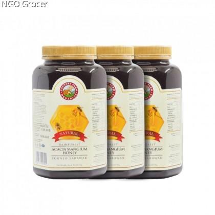 Country Farm Nat Acacia Honey (1kgx3btl) Tri-Pack
