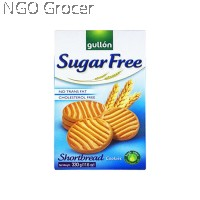 Gullon Shortbread Biscuit Sugar Free (330g/pack)