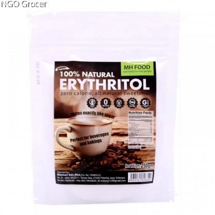 100% Natural Erythritol (250g/pack)