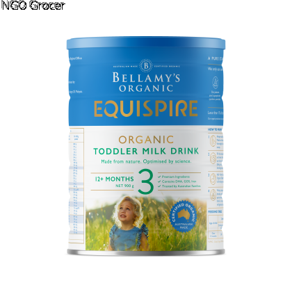 Bellamy's Step 3 Toddler Milk Drink 900gm