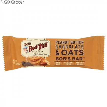 Bob's Red Mill Peanut Butter Chocolate & Oats Bob's Bar