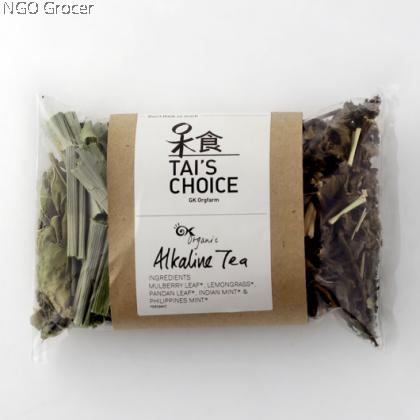 Tai's Kitchen Homemade Tea Organic Alkaline (15g/btl)