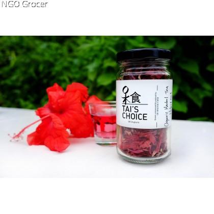 Tai's Kitchen Homemade Tea Organic Hibiscus (5g/btl)