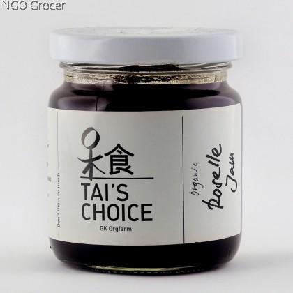 Tai's Kitchen Homemade Jam Roselle (180ml/btl)