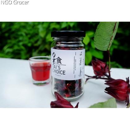 Tai's Kitchen Homemade Tea Organic Roselle (18g/btl)