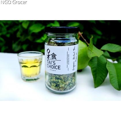 Tai's Kitchen Homemade Tea Organic Guava Leaf (25g/btl)