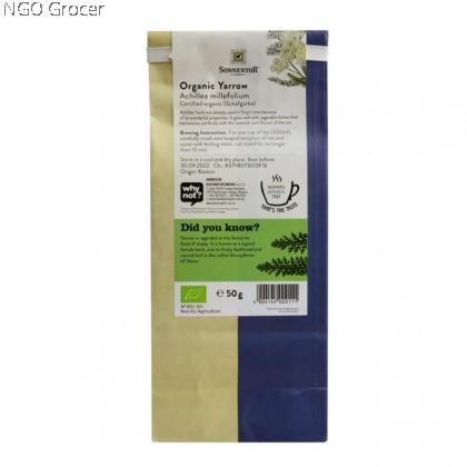 Sonnentor Yarrow Tea (50g/pack)