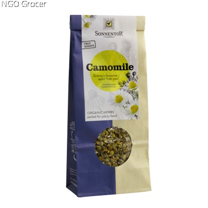 Sonnentor Chamomile Flowers (50g/pack)