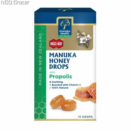 Manuka Drop - MGO400+ with Propolis 15'S