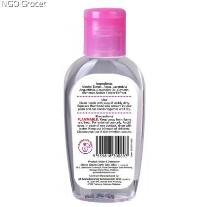 Etblisse Lavender Hand Sanitizer 50ml