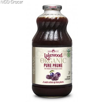 Lakewood Prune Juice,Org 946ml