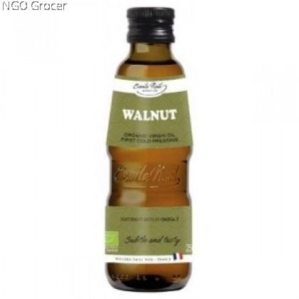 Emile Noel Organic Virgin Walnut Oil (250ml/btl)