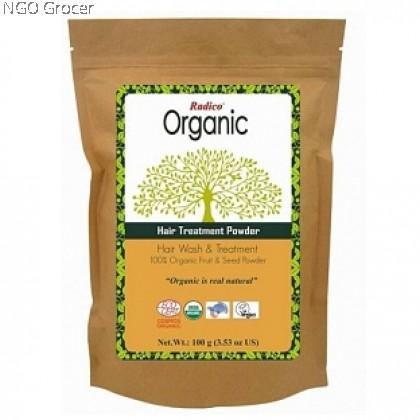 Radico Organic Hair Treatment Powder (100g/box)