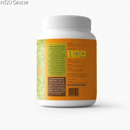 Organicule Pumpkin Protein (1kg)
