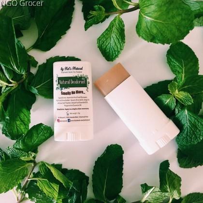 Kel's Natural Deodorant (15g/unit)