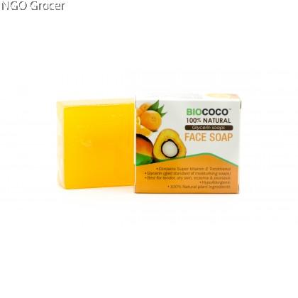 Biococo Face Soap (50gm/unit)