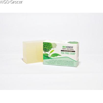 Biococo Tea Tree Soap (90gm/unit)