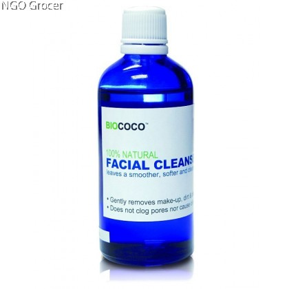 Biococo Facial Cleanser Oil (100ml/btl)