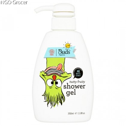 Bud's for Kids Tutty Fruity Shower Gel 350ml