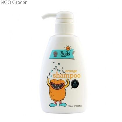 Bud's for Kids Orange Shampoo 350ml