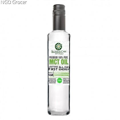 Blossom Care Premium 100% Pure MCT Oil (250ml)