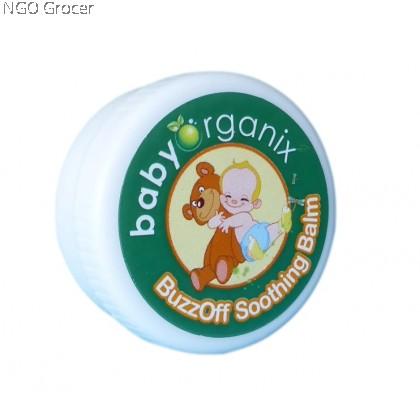 Baby Organix BuzzOff Soothing Balm (20g/btl)