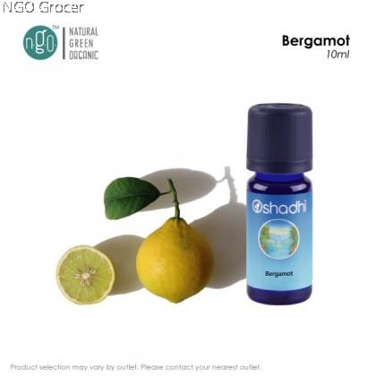 Oshadhi Bergamot (10ml/btl)