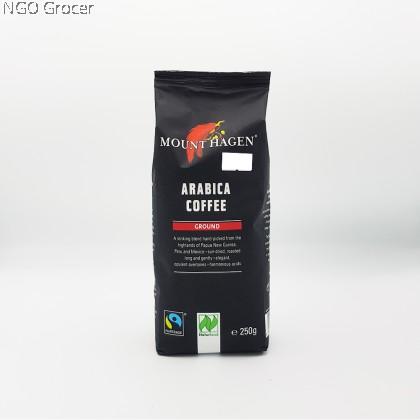 Mount Hagen Organic Arabica Coffee (250g/pack)
