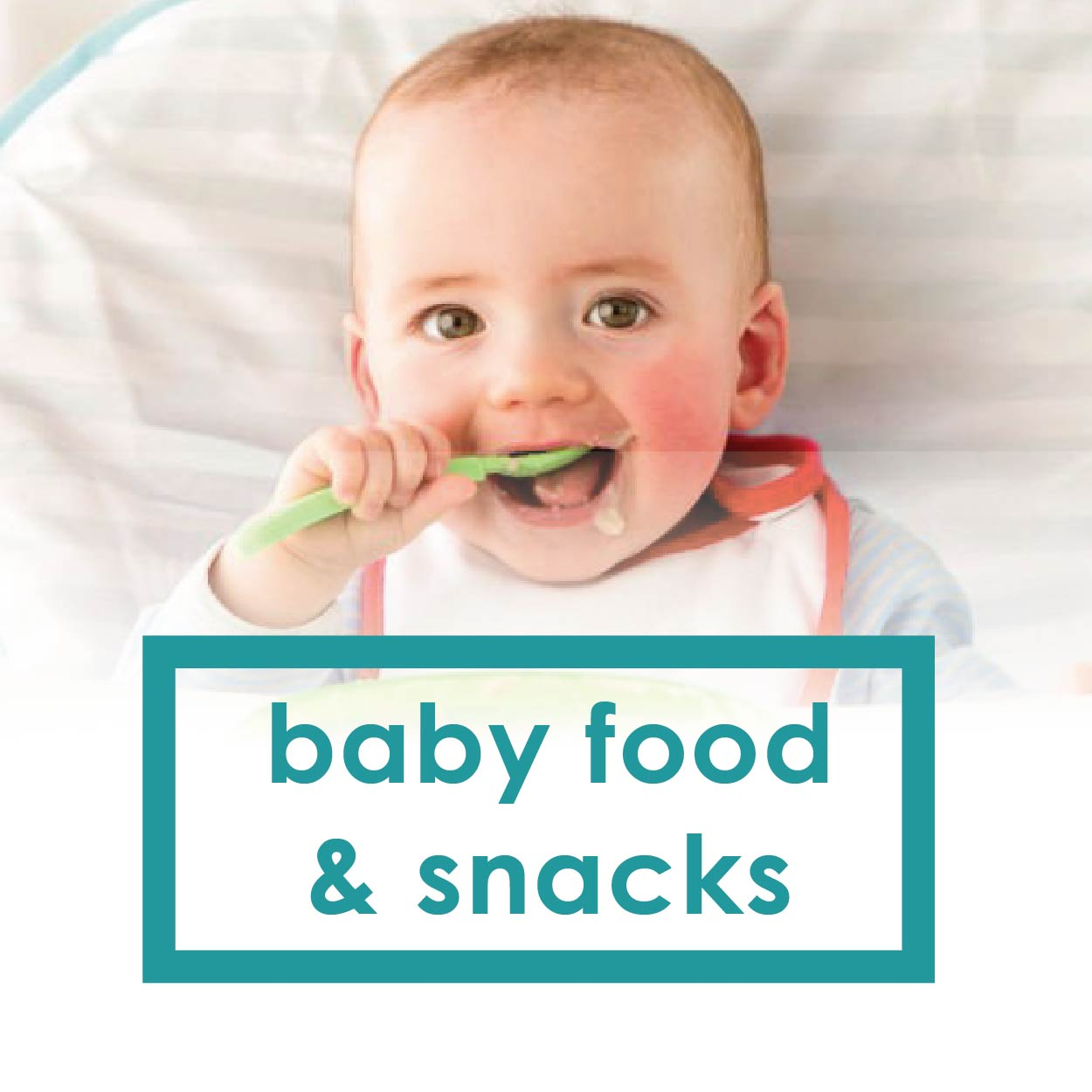 Baby Food & Snacks